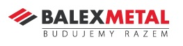 blacha trapezowa Konin logo BALEXMETAL